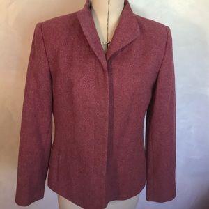 Orvis Tweed Wool Jacket Size 8